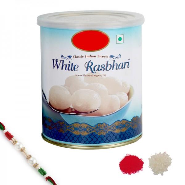 Rasbhari Rakhi Hamper