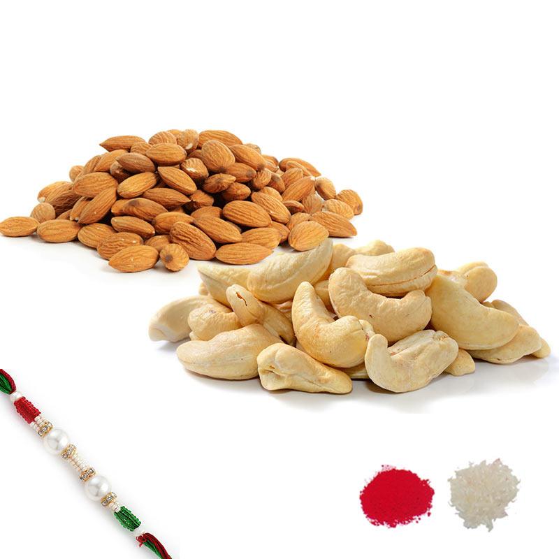 Small Kaju Badaam Delight