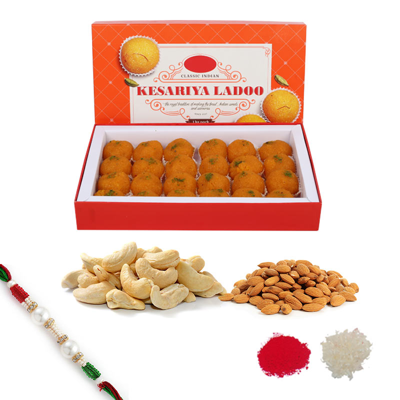 Dry Fruits and Ladoo