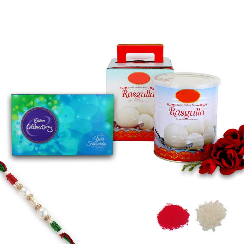 Rasgulla and Chocolates