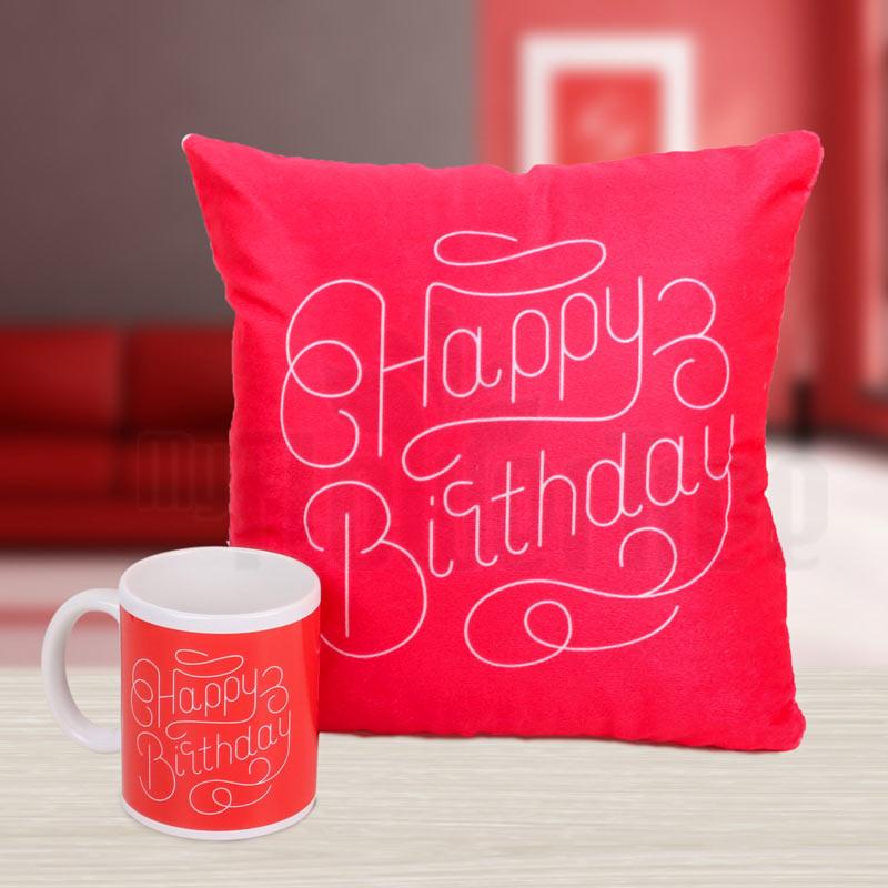 Comfortable Birthday
