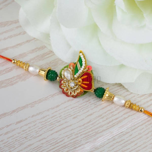 Cheerful  Rakhi