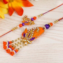 Buy Exclusive Lumba Rakhi Sets Online