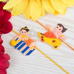 Powerful Rakhi set