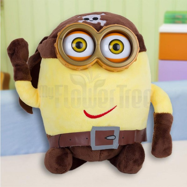 Pirate Minion Toy