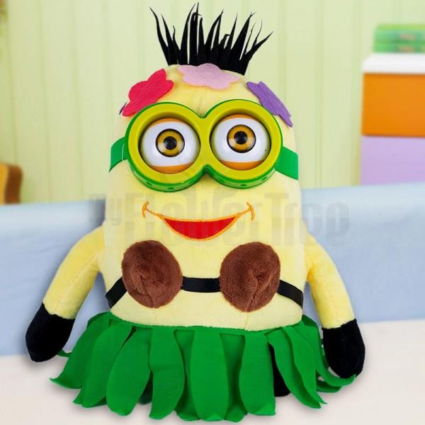 Hawai Minion Soft Toy