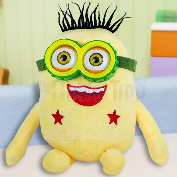 Crazy Minion Toy