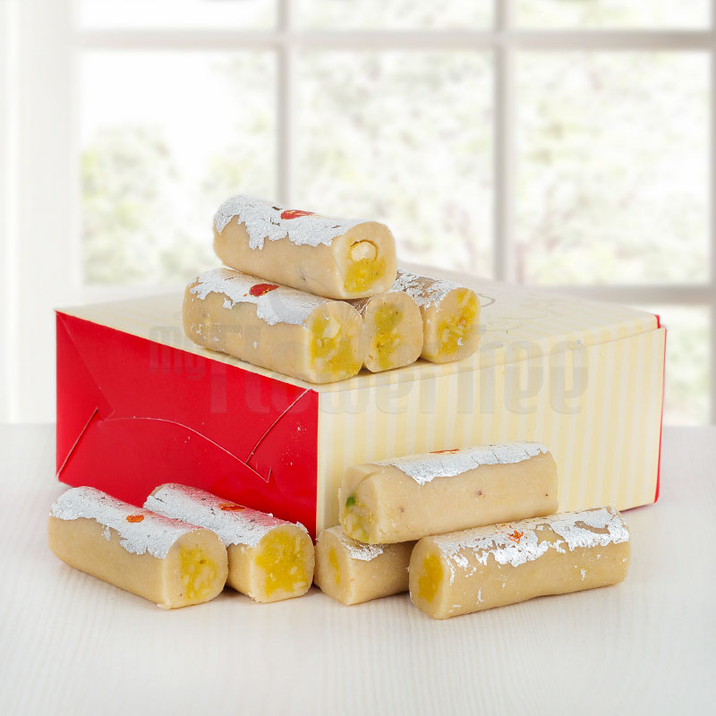 Haldirams 250 gms Kaju Rolls