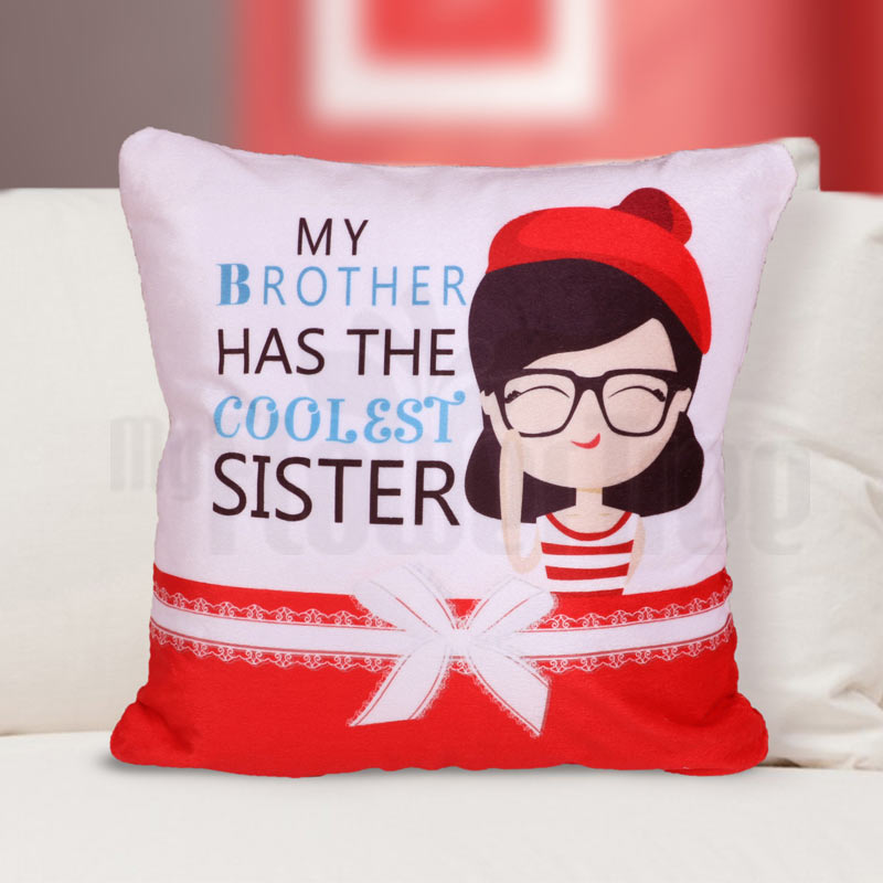 Best Brother Cushion