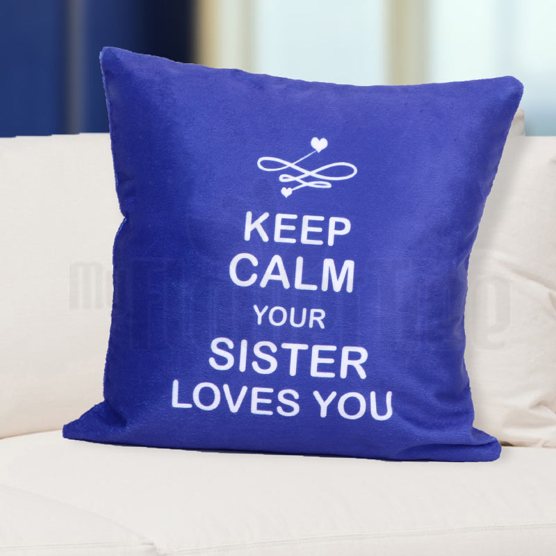 Sister Love Cushion