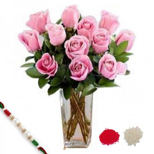 Rakhi Pink Party