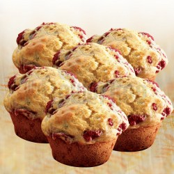 Assorted Berries Muffins