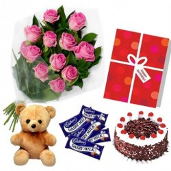 Send Assorted Gifts Combos Online