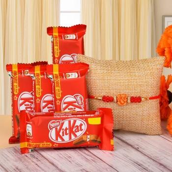 Sweet Rakhi Combo