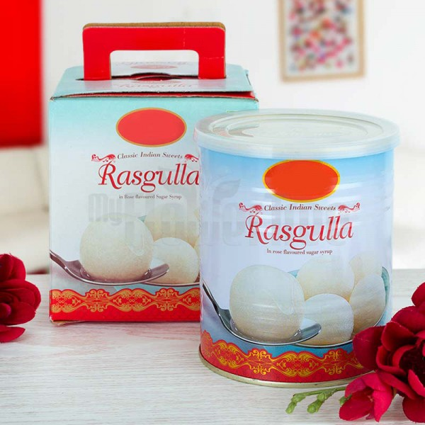 Pack of Rasgullas