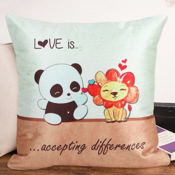 Loving Differences Cushion