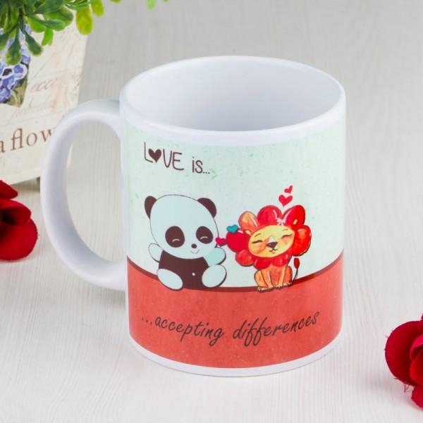 Loving Differences Mug