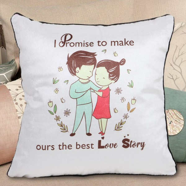 Promise Day Cushion