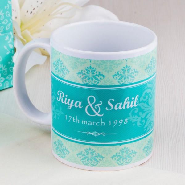 Special Date Mug