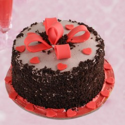 Designer Black Forest Cake