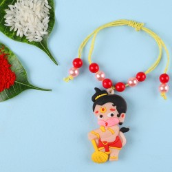 Bal Hanuman Kids Rakhi