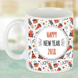 New Year 2018 Mug