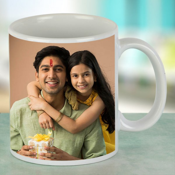 Happy New Year Brother Coffee Mug