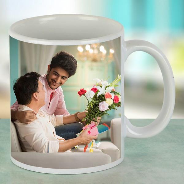 Happy New Year Dad Coffee Mug