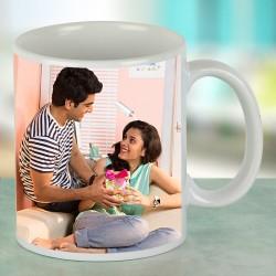 Happy New Year Girlfriend Coffee Mug