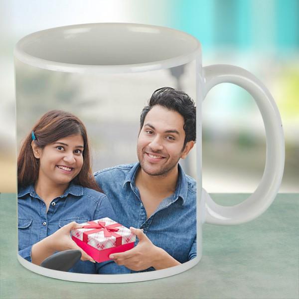 Happy New Year Boyfriend Coffee Mug