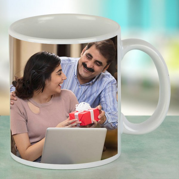 Happy New Year Daughter Coffee Mug