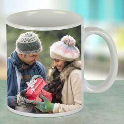 Happy New Year Couple Coffee Mug