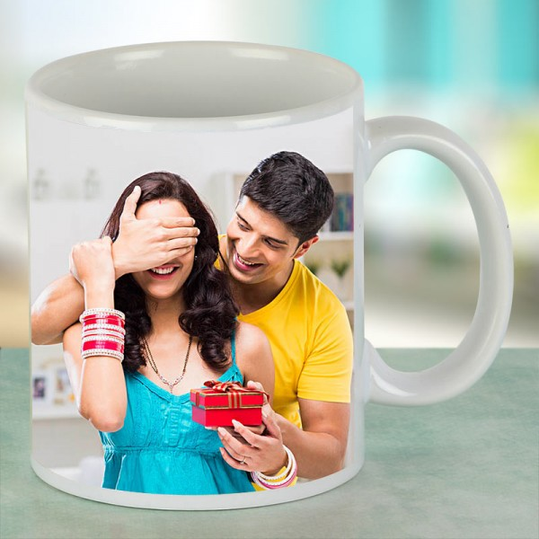 Happy New Year Wife Coffee Mug