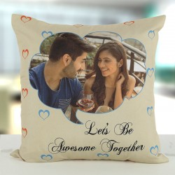 Lets Be Awesome Cushion