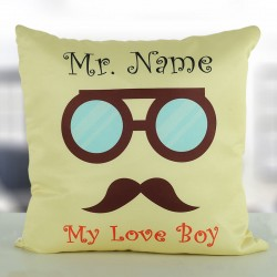 Love Cushion For Him