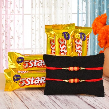 Heartmelting Rakhi Surprise