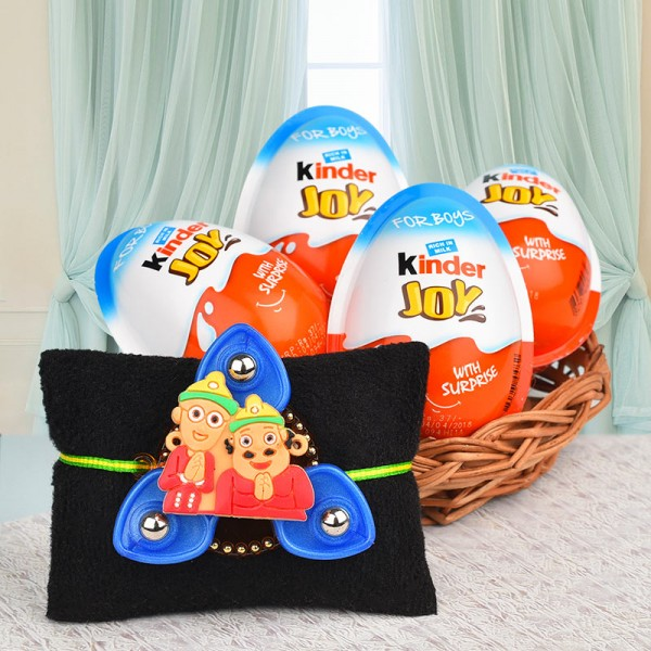 Joyful Rakhi Surprise for Kids