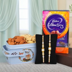 Perfect Rakhi Celebration Hamper