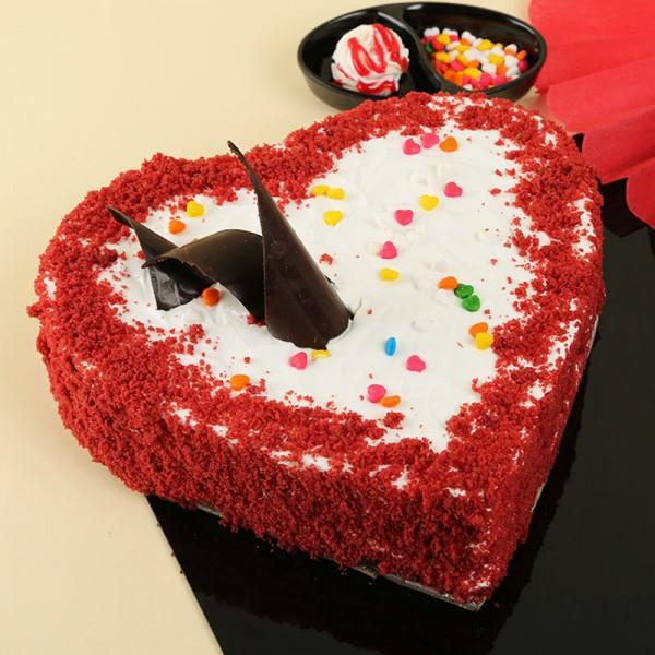 Velvety Love Cake