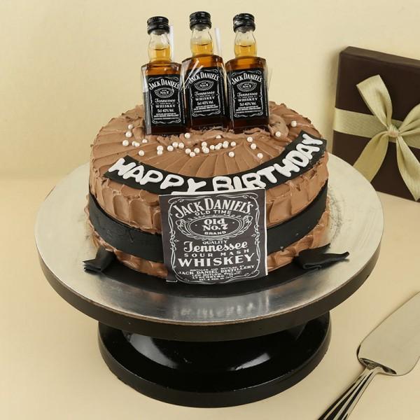 Chocolate Liquor Cake
