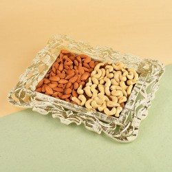 Antique Tray of Dry Fruits