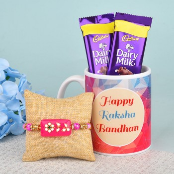 Appealing Rakhi Hamper