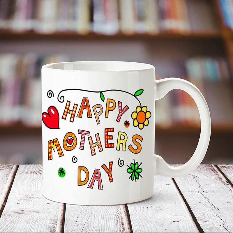 Personalised Mothers Day Photo Mug