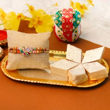 Blissful Rakhi Moments