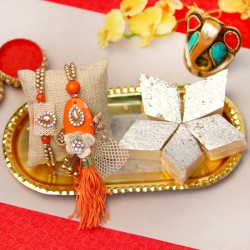 Adorable Bhaiya Bhabhi Gift Set