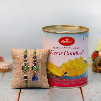 Luxurious Rakhi Gift Hamper