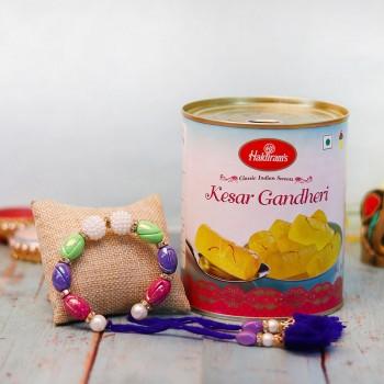 A Beautiful Gift for Bhabhi