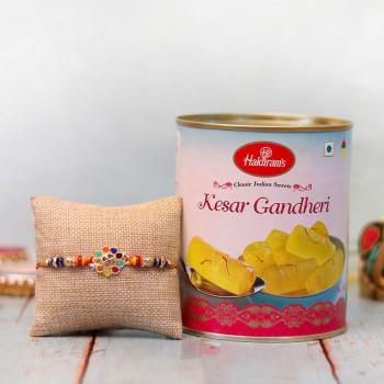 Joyous Rakhi Combo