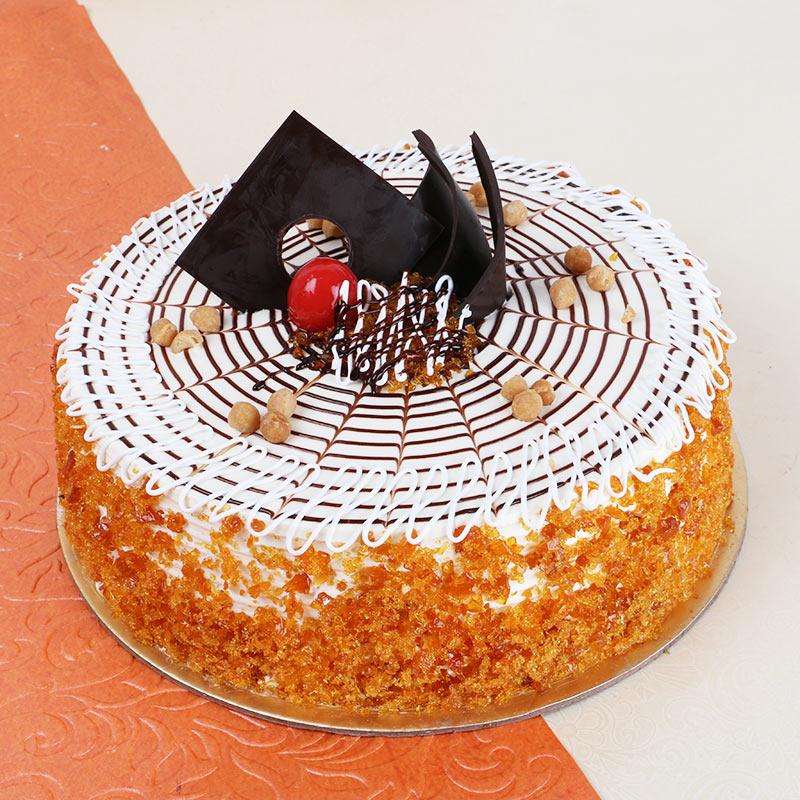 Buttery Scotch Cake