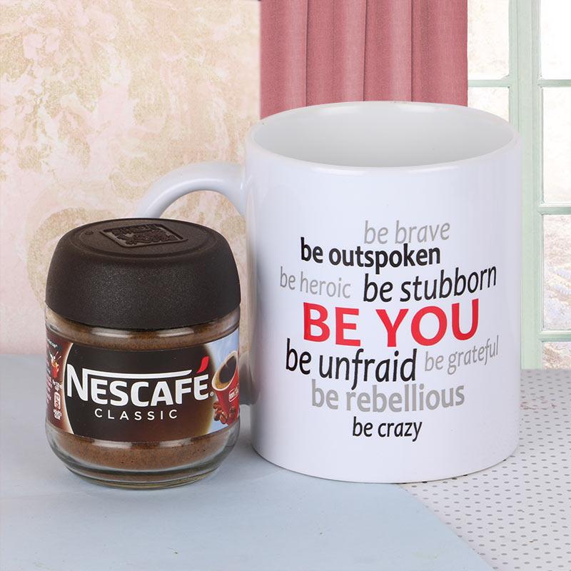 Coffee With Mug